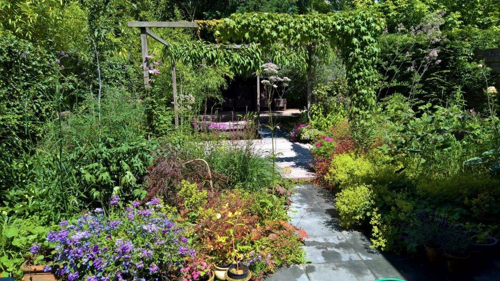 Beplantingsplan Natuurlijke Tuin : Beplanting gevoelstuinen