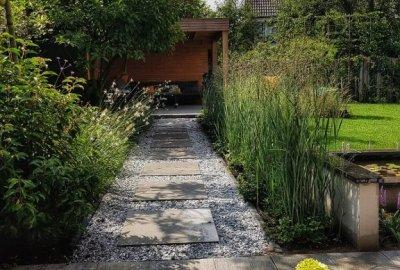 Tuinontwerp en aanleg gevoelstuinen