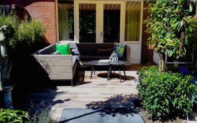Luxe Lounge tuin